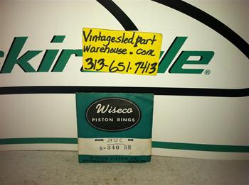 wiseco sled nos sachs engine piston ring s-340sr XXXXXXXXXX