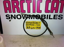 ARCTIC CAT BRAKE CABLE  SNOWMOBILE VINTAGE ARCTIC CAT THROTTLE CABLE HIRTH KOHLER ENGINE SLEDS