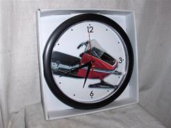 1973 RUPP MAGNUM TOHATSU SNOWMOBILE VINTAGE RUPP MAGNUM  SLED CLOCK MICKEY RUPP