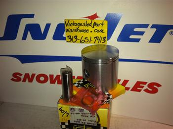 yamaha engine SPI br 250 sled piston 09-800
