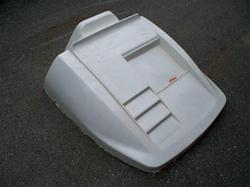 1973 SKI DOO BLIZZARD 440 HOOD  SNOWMOBILE VINTAGE REPRODUCTION PARTS