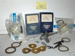 TILLOTSON HD CARB KITS LOT 014237 ROTAX KAWASAKI snowmobile vintage parts