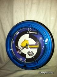 1963 SKI DOO CLOCK NEON BLUE ROTAX SKIDOO BOMBARDIER SNOWMOBILE VINTAGE SLEDS PARTS