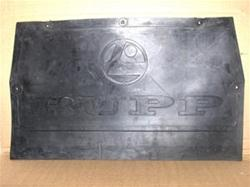 RUPP SLED SPORT SNO FLAP SNOWMOBILE VINTAGE