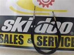 ski doo rotax  brake cable 414-5357-00 bombardier snowmobile vintage parts
