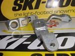 1972 SKI DOO blizzard 797 rotax steering arms 506-0252 snowmobile vintage reproduction parts