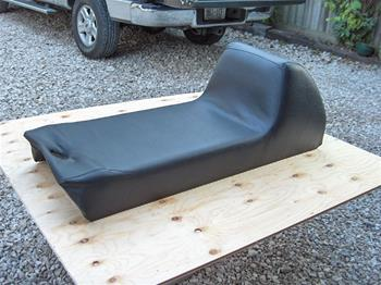 1973 SKI DOO BLIZZARD 440 REPRODUCTION SEAT SNOWMOBILE VINTAGE REPRODUCTION PARTS