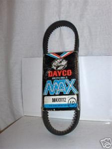 SNOWMOBILE VINTAGE SLED NOS DAYCO MAX 1112 DRIVE BELT