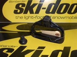 1977  SKI DOO ROTAX ENGINE RECOIL HANDLE / RUBBER 572-1208