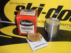 BLIZZARD ROTAX WISECO 6500 PISTON 2288P4 SNOWMOBILE VINTAGE BOMBARDIER SKIDOO RV SLED