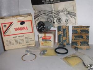 SNOWMOBILE VINTAGE NOS YAMAHA SLED CABLE TACH 811-83540-00