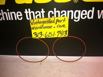 ROTAX ENGINE O RINGS 420-8313-90 SNOWMOBILE VINTAGE BOMBARDIER ENGINE O RINGS BLIZZARD TNT