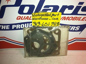 POLARIS FUGI 440 GASKET SET R-18-8080 SNOWMOBILE VINTAGE SNOWMAX POLARIS GASKET KIT R-18-8080