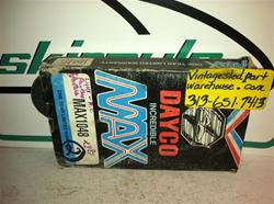 DAYCO MAX DRIVE BELT 1048 VINTAGE SNOWMOBILE DAYCO MAX DRIVE BELT 1048 PANTHER LYNX PANTERA