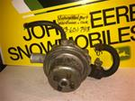 JOHN DEERE KEC WATER PUMP VINTAGE SNOWMOBILE KEC KIORITZ ENGINE COOLANT PUMP