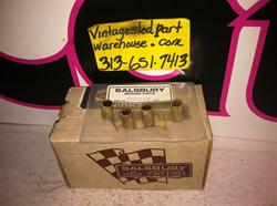 VINTAGE SALSBURY CLUTCH BUSHING KIT 690324 VINTAGE SNOWMOBILE MERCURY SALSBURY BUSHING KIT 690324