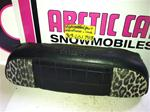 ARCTIC CAT PANTHER BACKREST PAD VINTAGE SNOWMOBILE ARCTIC CAT BACKREST PAD
