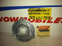 YAMAHA ENGINE BEARING HOLDER 810-47551-00 VINTAGEYAMAHA MOTORCYCLE BEARING HOLDER 810-47551-00