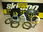 SKI DOO BOMBARDIER ROTAX AIR BOX KIT 440 F/A VINTAGE SNOWMOBILE MOTO-SKI AIR BOX KIT 570-1330 051-225