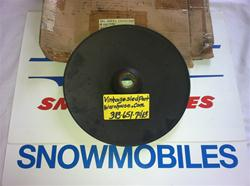 OMC SNOWMOBILE CLUTCH HALF 161 739 VINTAGE SNOWMOBILE JOHNSON CLUTCH HALF 161 739