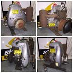 VINTAGE SKI DOO ROTAX 247 CC ENGINE OLYMPIQUE SLED VINTAGE BOMBARDIER ROTAX 247 CC MOTOR CHALET SNOWMOBILE