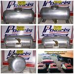 VINTAGE POLARIS RACE SLED FUEL TANK FUGI ENGINE VINTAGE SNOPRO  ALUMINUM GAS TANK SNOWMOBILE