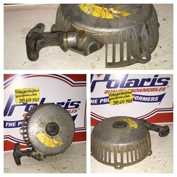 VINTAGE POLARIS 634 HIRTH ENGINE RECOIL MOTOREN KG VINTAGE 194R HIRTH ENGINE RECOIL MOTO-SKI SKI MOTOR SLED