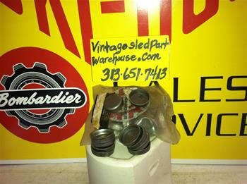 VINTAGE SKI DOO OLYMPIQUE FROST PLUG 502-0011 VINTAGE BOMBARDIER ROTAX ENGINE FROST PLUGS
