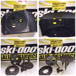 SKI DOO BOMBARDIER  ROTAX  AIR BOX PARTS SNOWMOBILE VINTAGE SLEDS