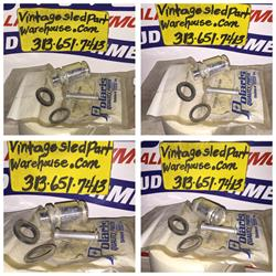 VINTAGE POLARIS CHARGER HYDRAULIC BRAKE KIT 2200_21 VINTAGE SACHS ENGINE  POLARIS COLT BRAKE KIT 2200_21