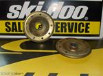 bombardier ski doo rotax  axle support plate a335-0100-5 skidoo bombardier snowmobile vintage parts