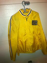 1970 ski doo blizzard 776  jacket ROTAX SUMMER RACING COAT
