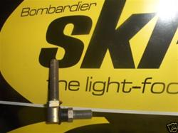 ski doo rotax bombardier  ball joint 414-1358-00 snowmobile vintage parts