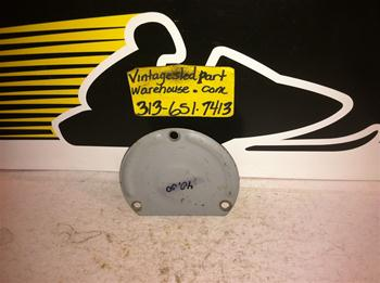 SKI DOO SKIDOO AXLE BEARING CUP SNOWMOBILE vintage part NOS