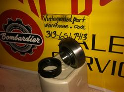 ROTAX ENGINE BEARING 405-4072-00 VINTAGE SNOWMOBILE BOMBARDIER BEARING 405-4072-00