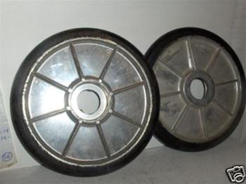 snowmobile vintage kimpex yamaha sled susp wheel 04-116-97