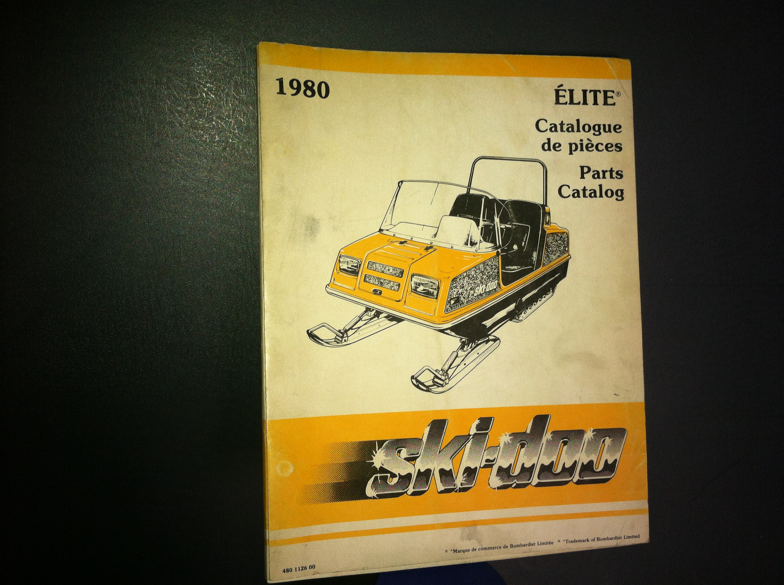 1980 elite parts manual skidoo rotax bombardier snowmobile vintage rh vintagesledpartwarehouse com ski doo manuals free ski doo manuals free